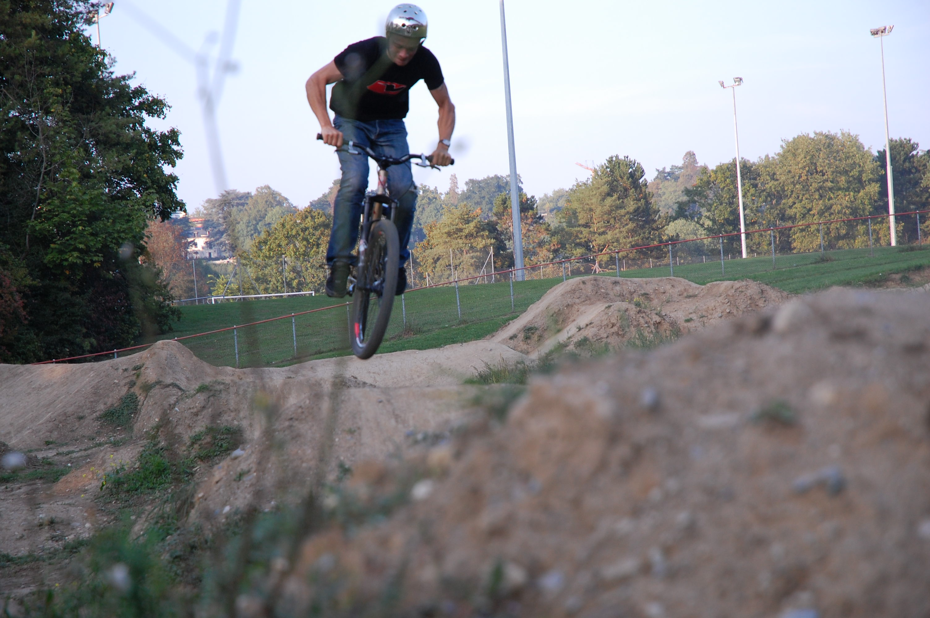 Dirt & slopestyle