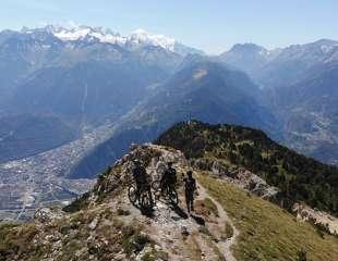 Le VTT en Valais... notre guide complet