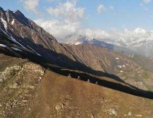 Découverte du Caucase